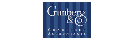 Grunberg & Co, One of the UK's top 100 firms of Chartered Accountants - company logo