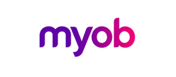 Myob, online accounting software that's built for small businesses - company logo