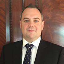 Stuart Burrell, Finance Director - Heritage Legal