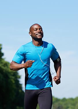 Runner, Sinus Relief