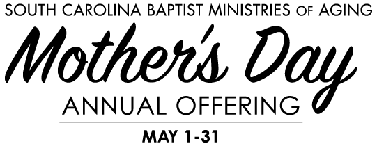 Mother's Day Annual Offering Logo