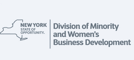 Division of Minority and Women's Business Development logo