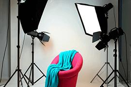Shop Lighting & Studio Equipment