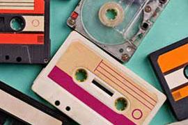 Audio Tape Transfer