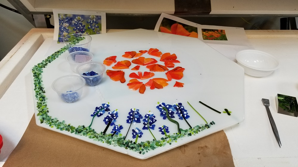 Bluebonnets & Poppies