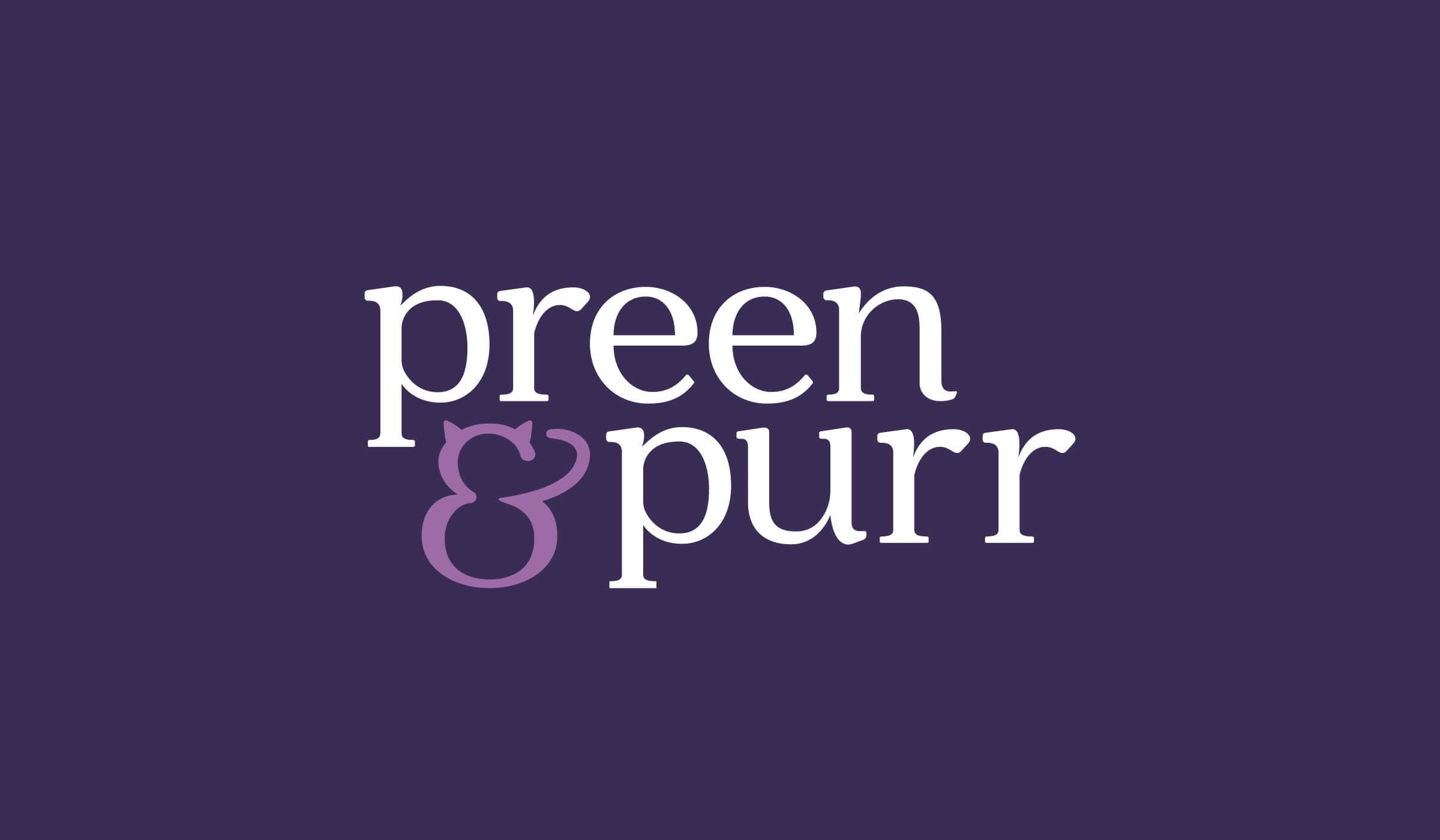 Logo design for Bristol based cat groomer
