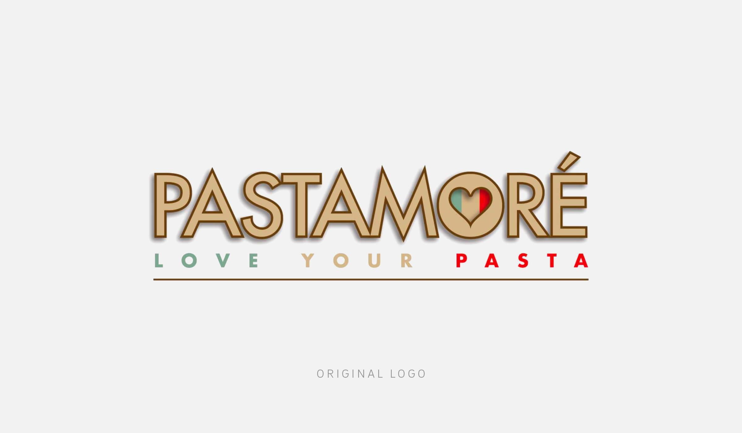 Pastamore old logo