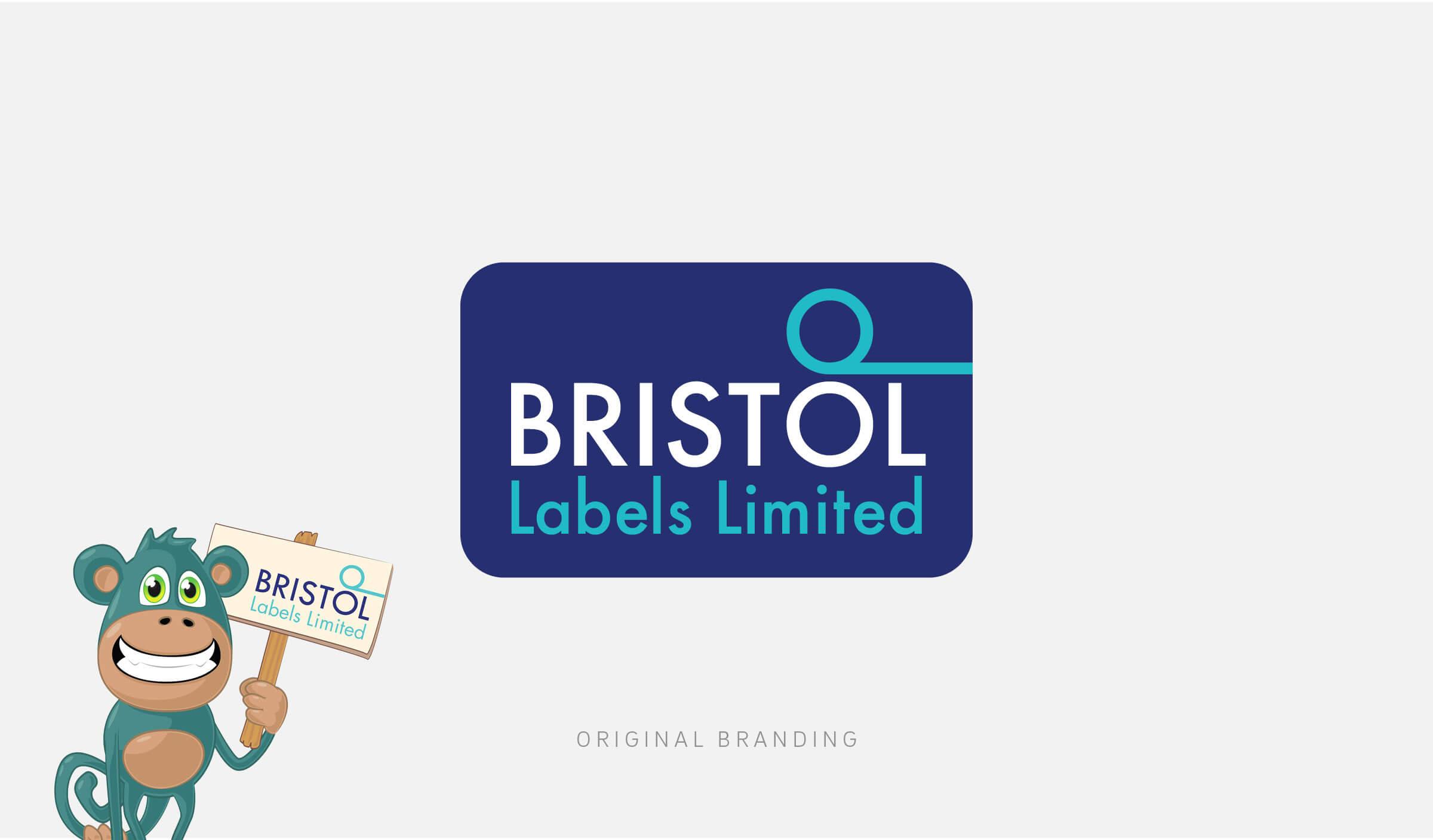 Bristol Labels old logo design