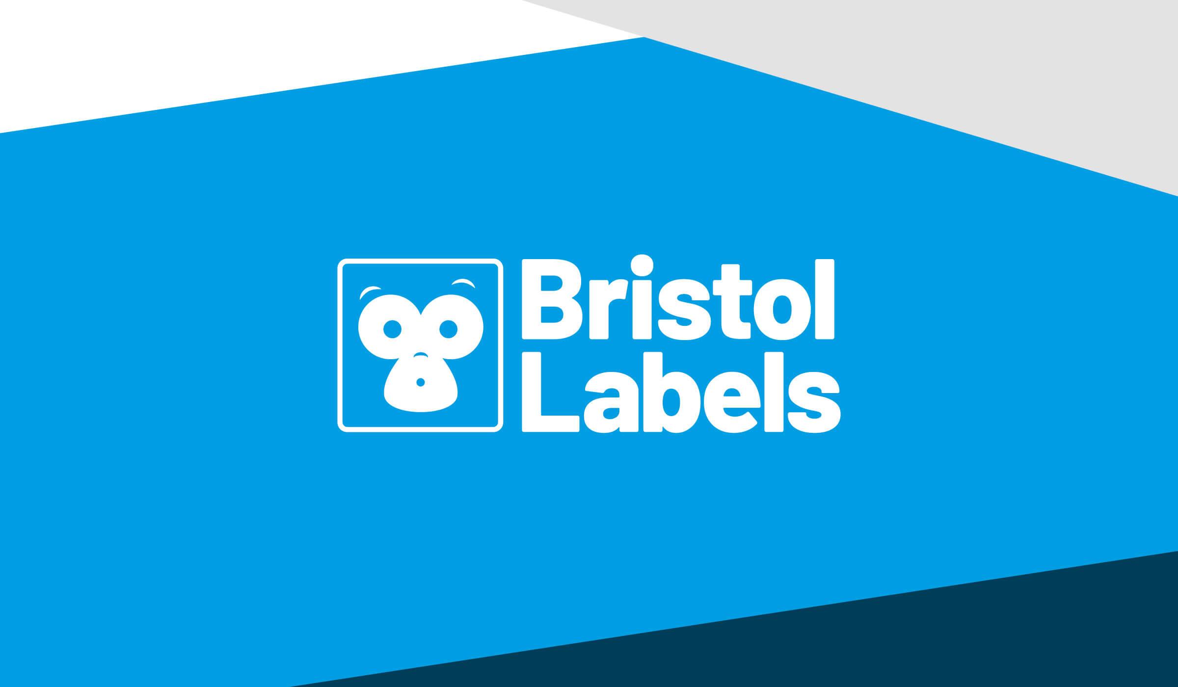 Bristol Labels logo design