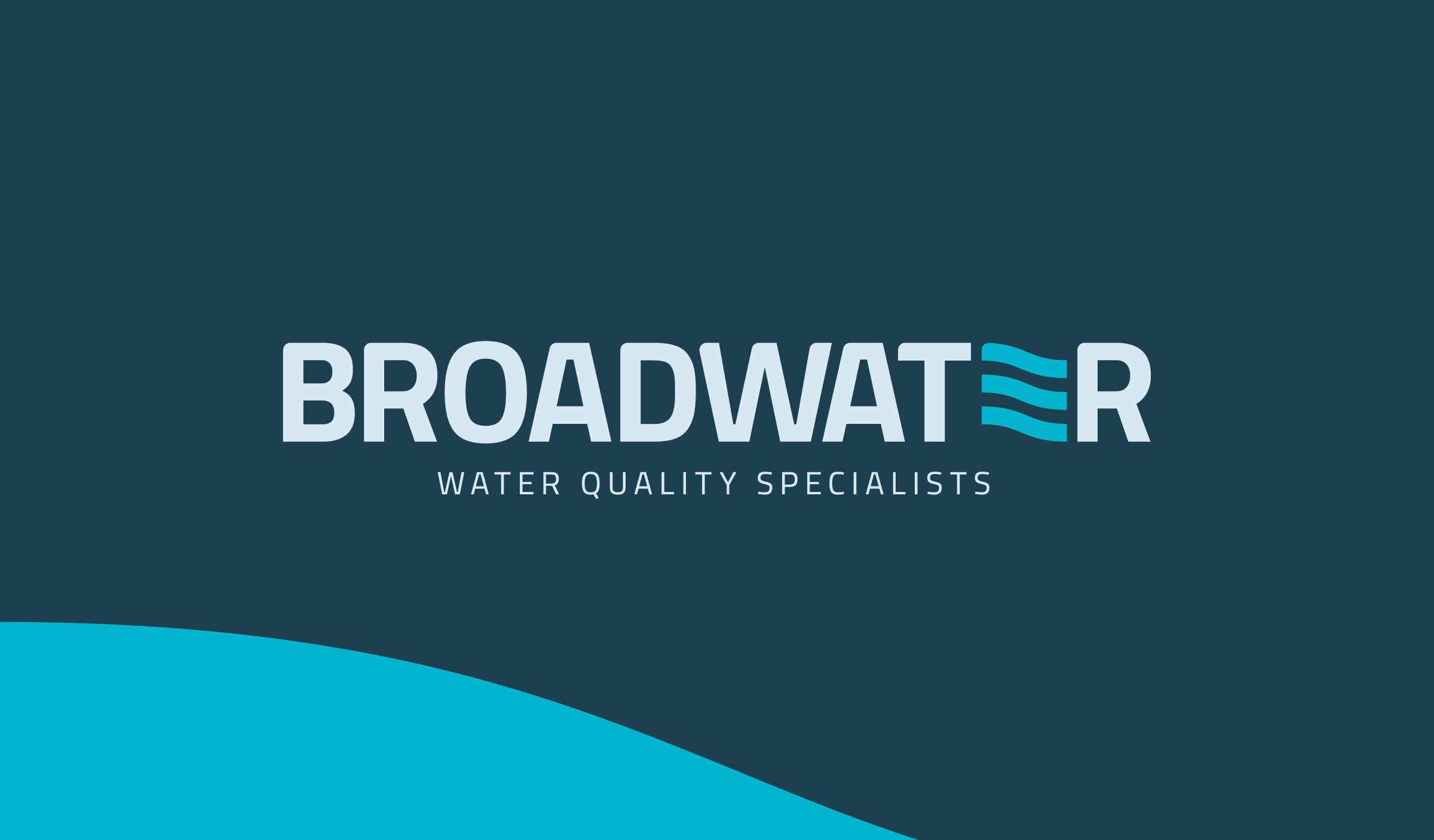 Broadwater Logo design