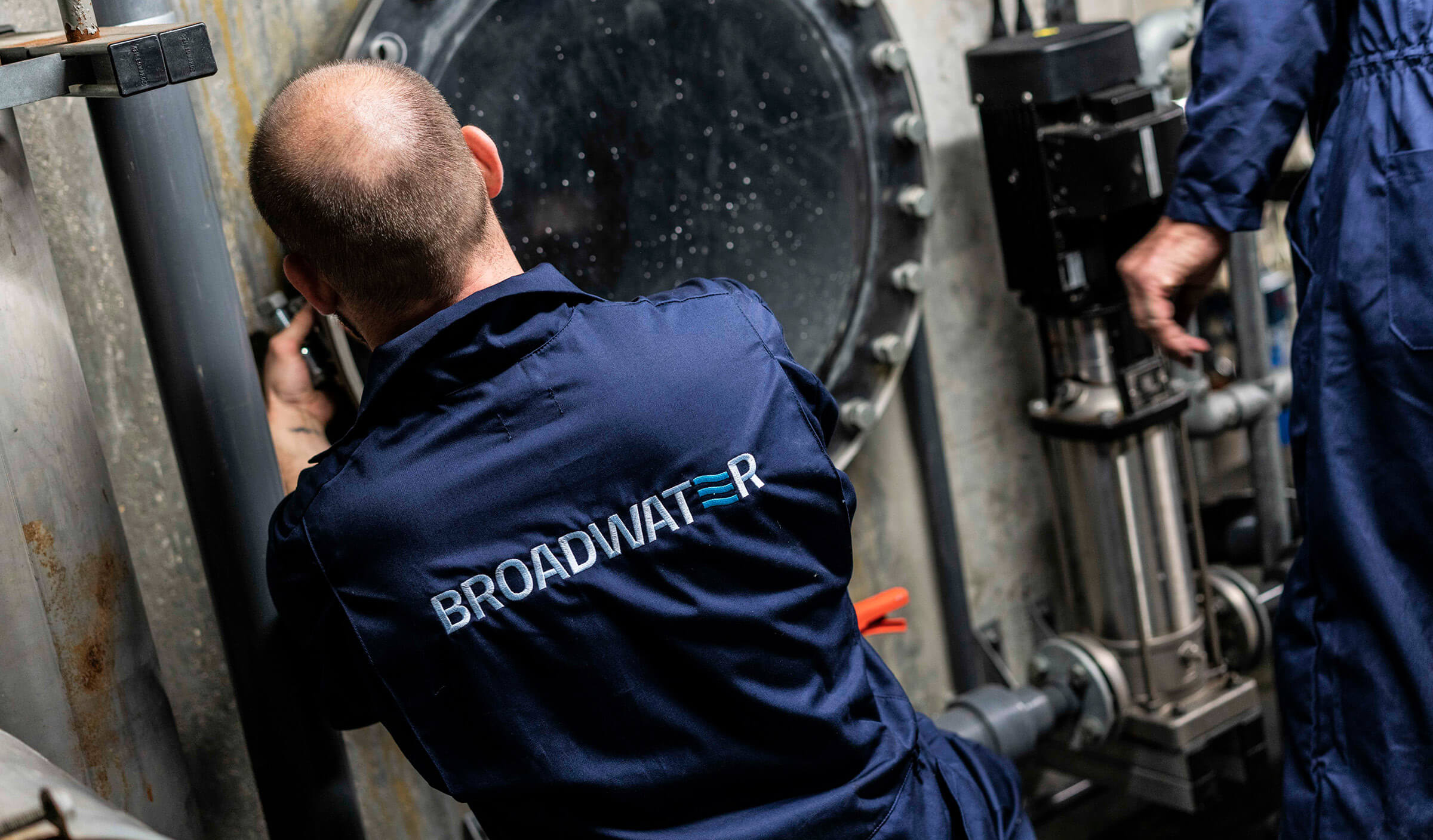 Broadwater engineers photography