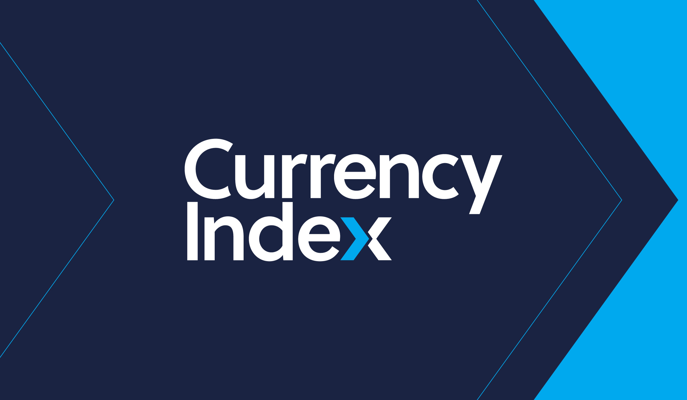 Currency Index logo design