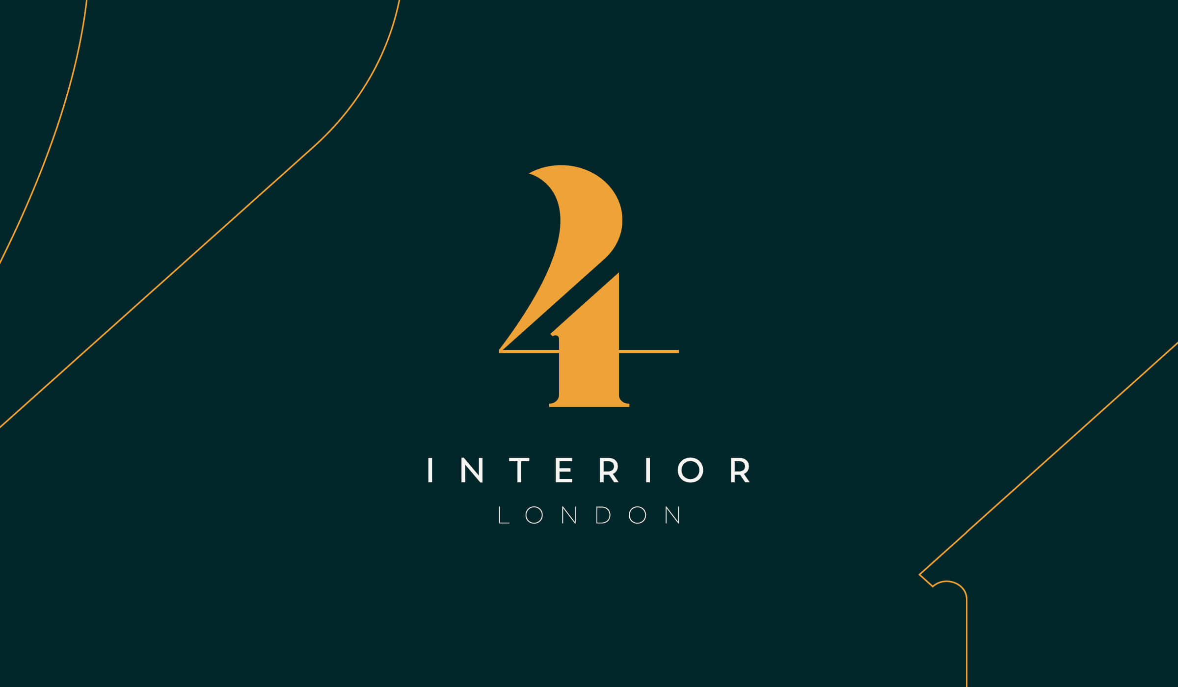 4Interior logo design