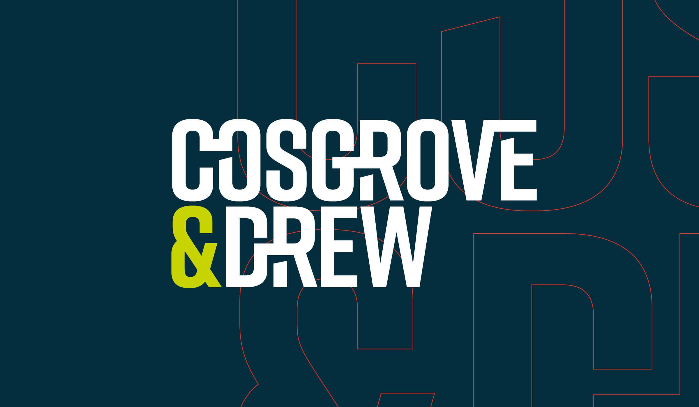 Cosgrove & Drew logo design