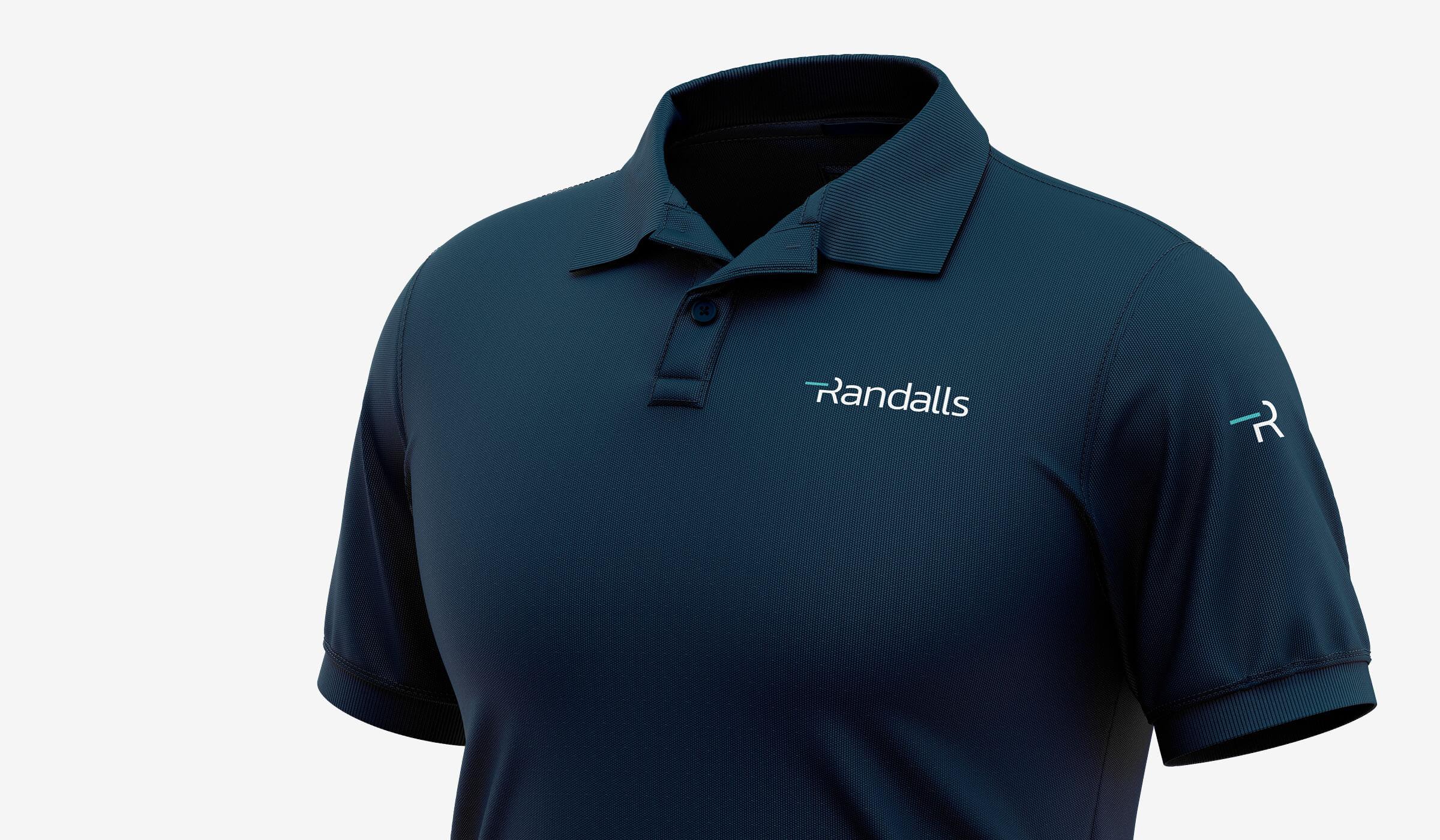 Randalls branded workwear