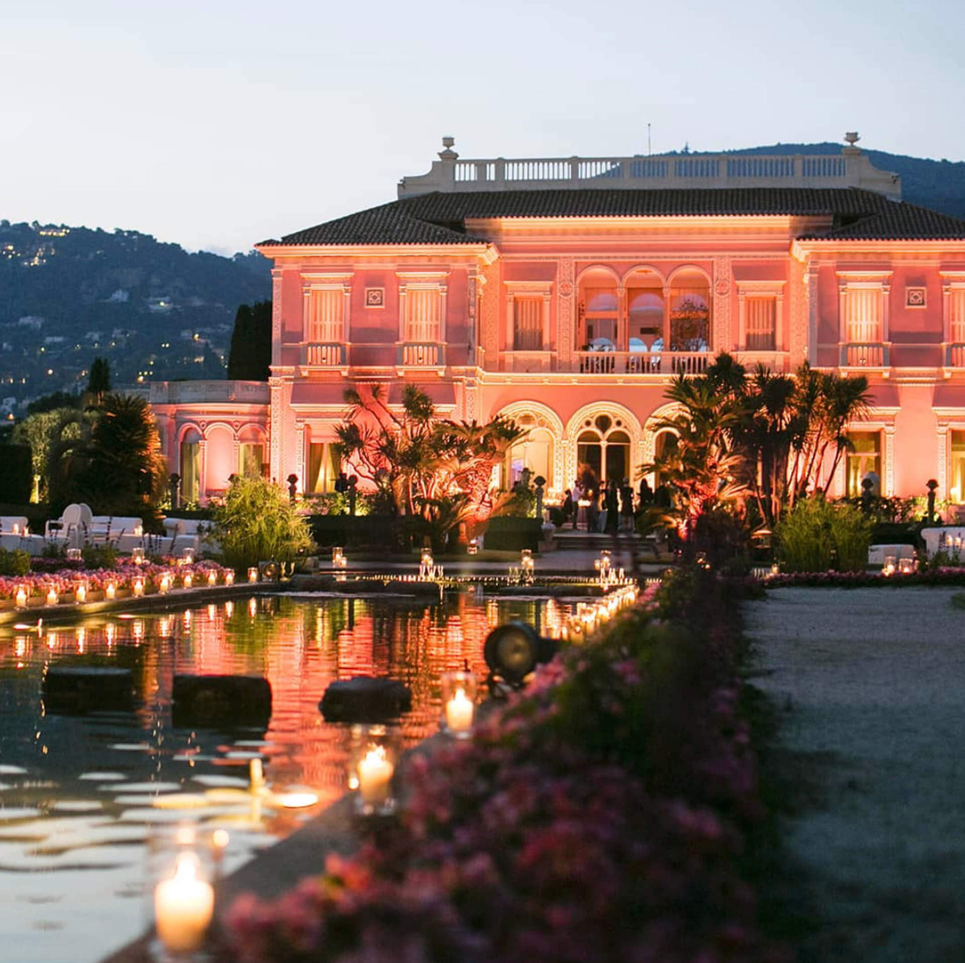 Luxury Wedding Venues in Europe and Abroad