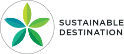 Sustainable destination logo