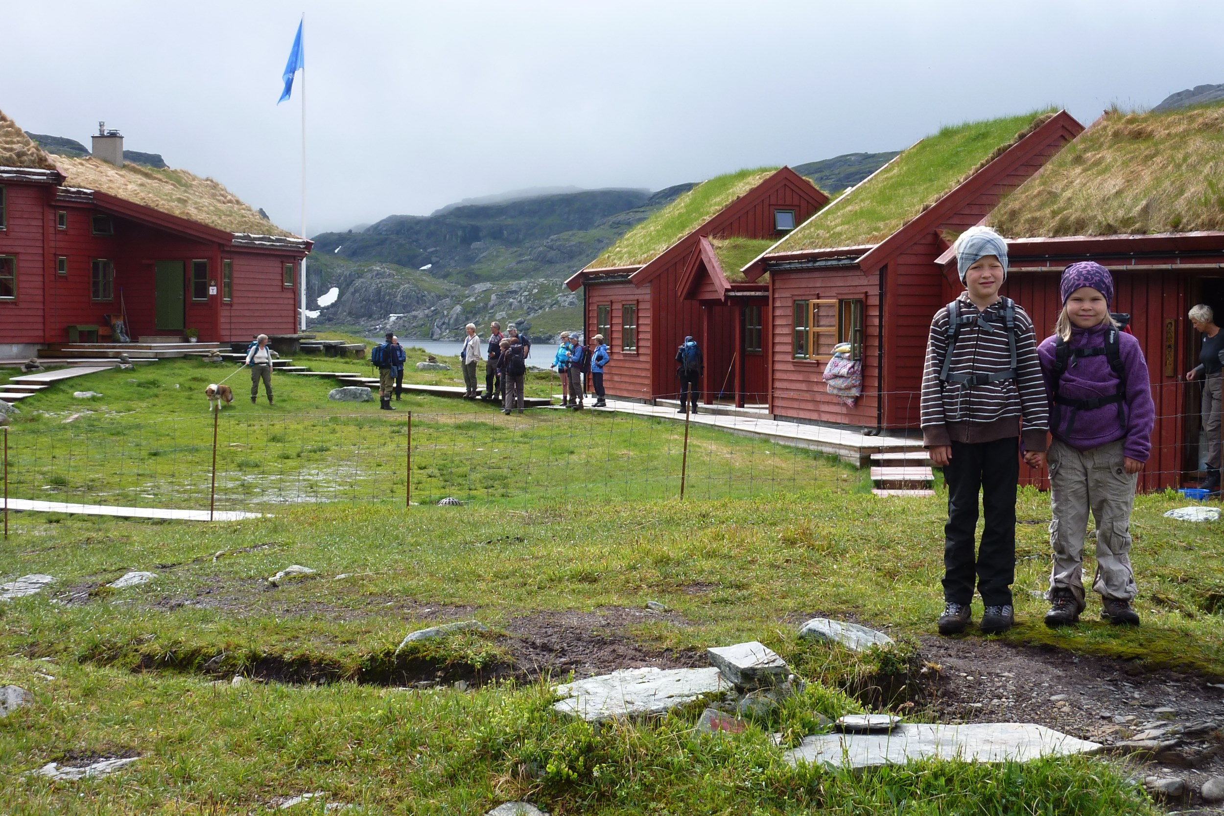 Picture of Stranddalen lodge