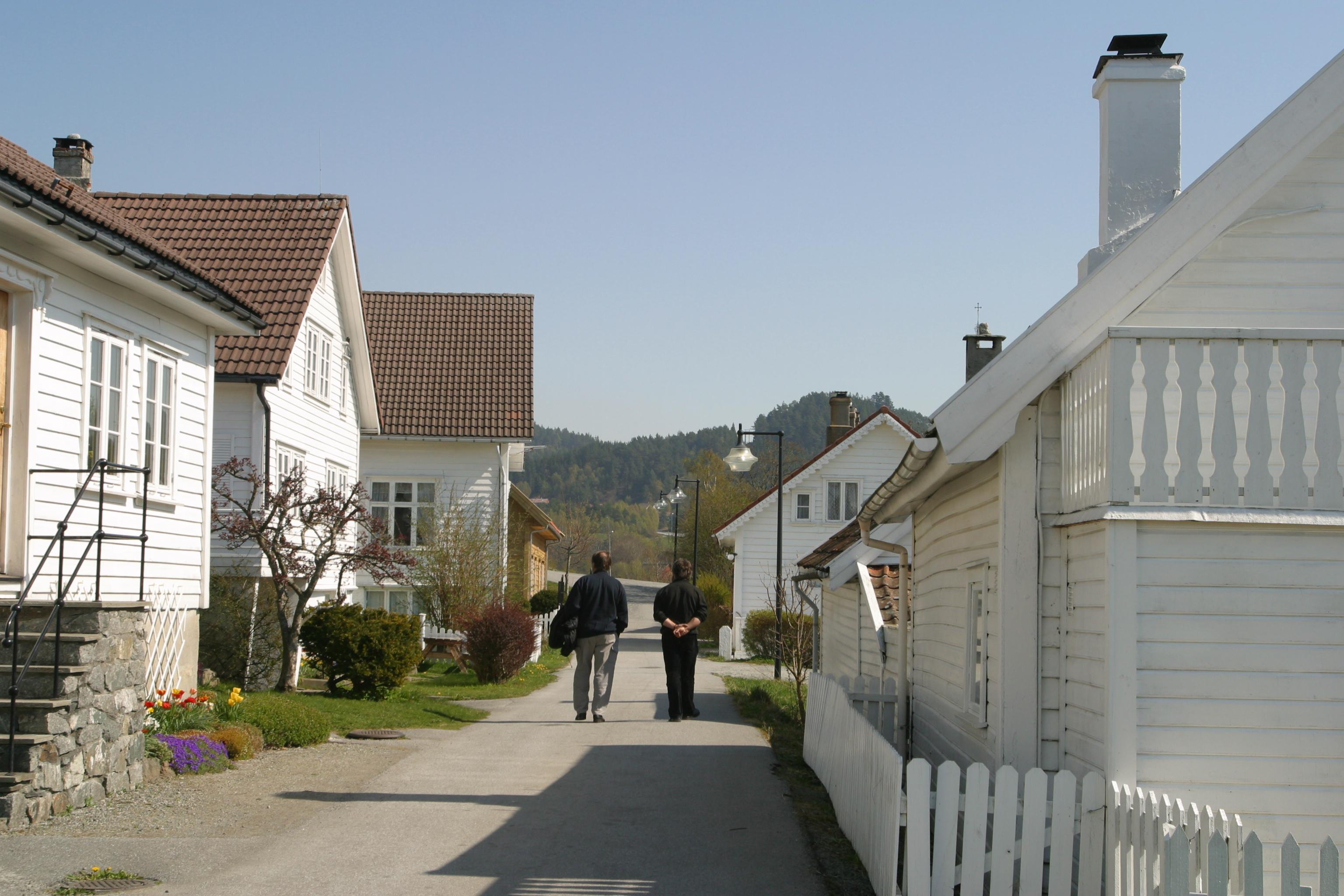 Walk to Barkåsen, Jelsa