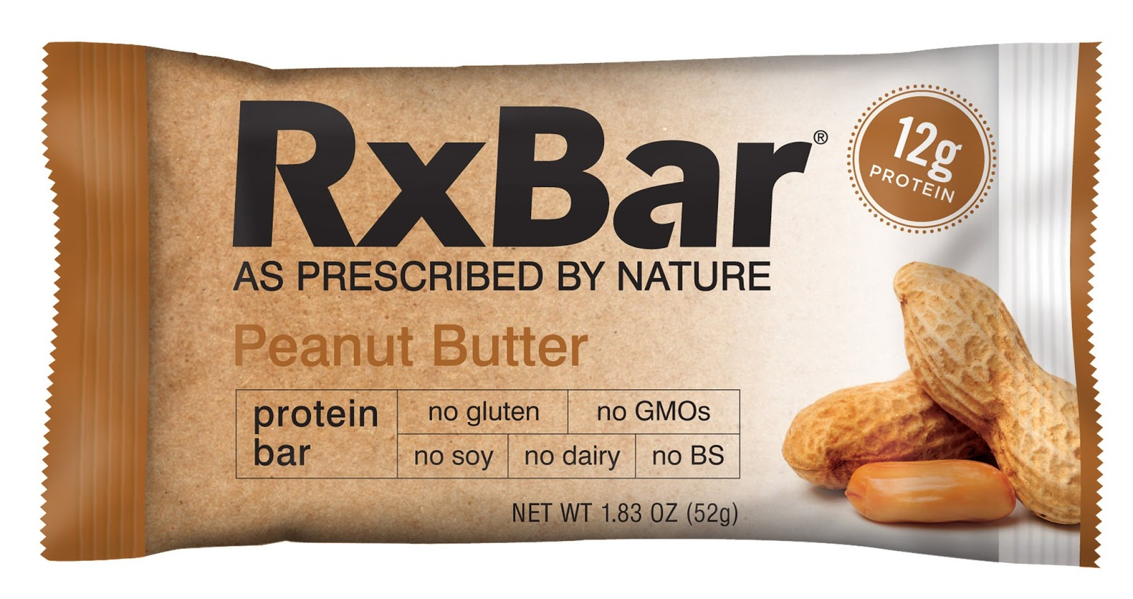 Old RxBar Packaging