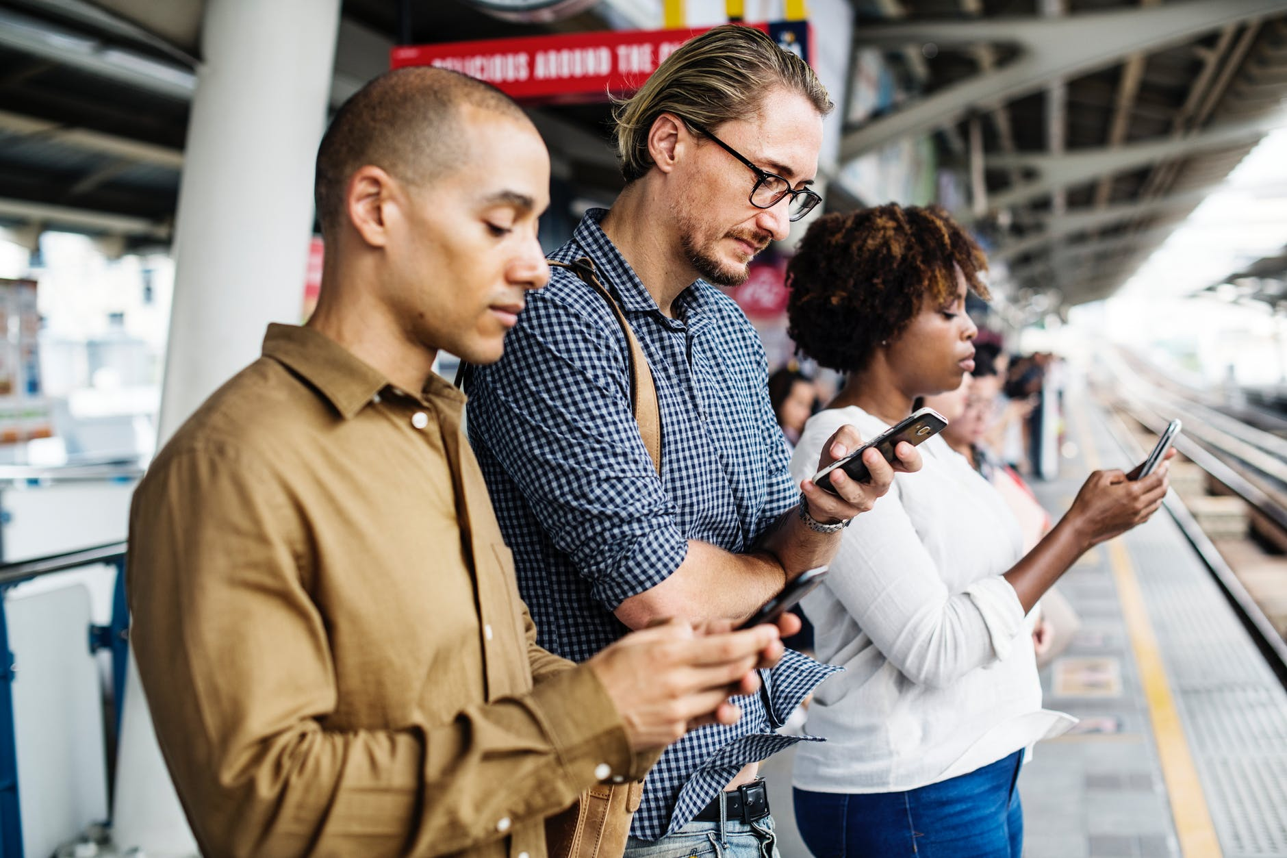 Smartphone addiction is growing