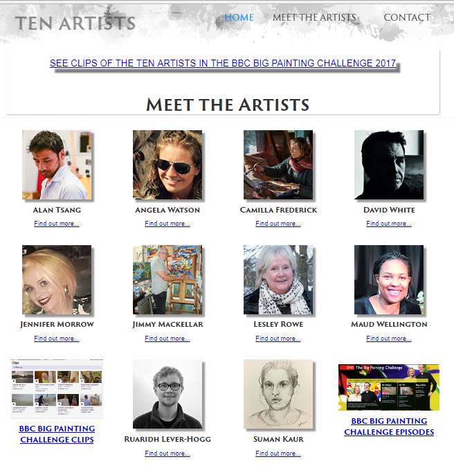 Ten Artists
