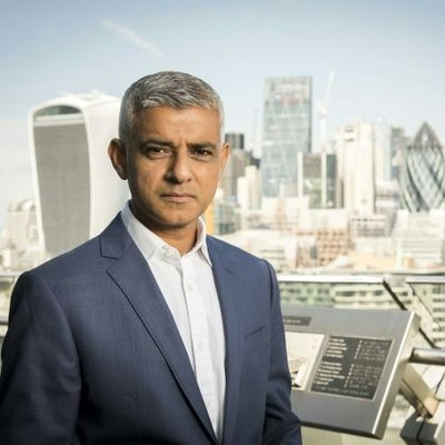 Sadiq Kahn, Mayor of London