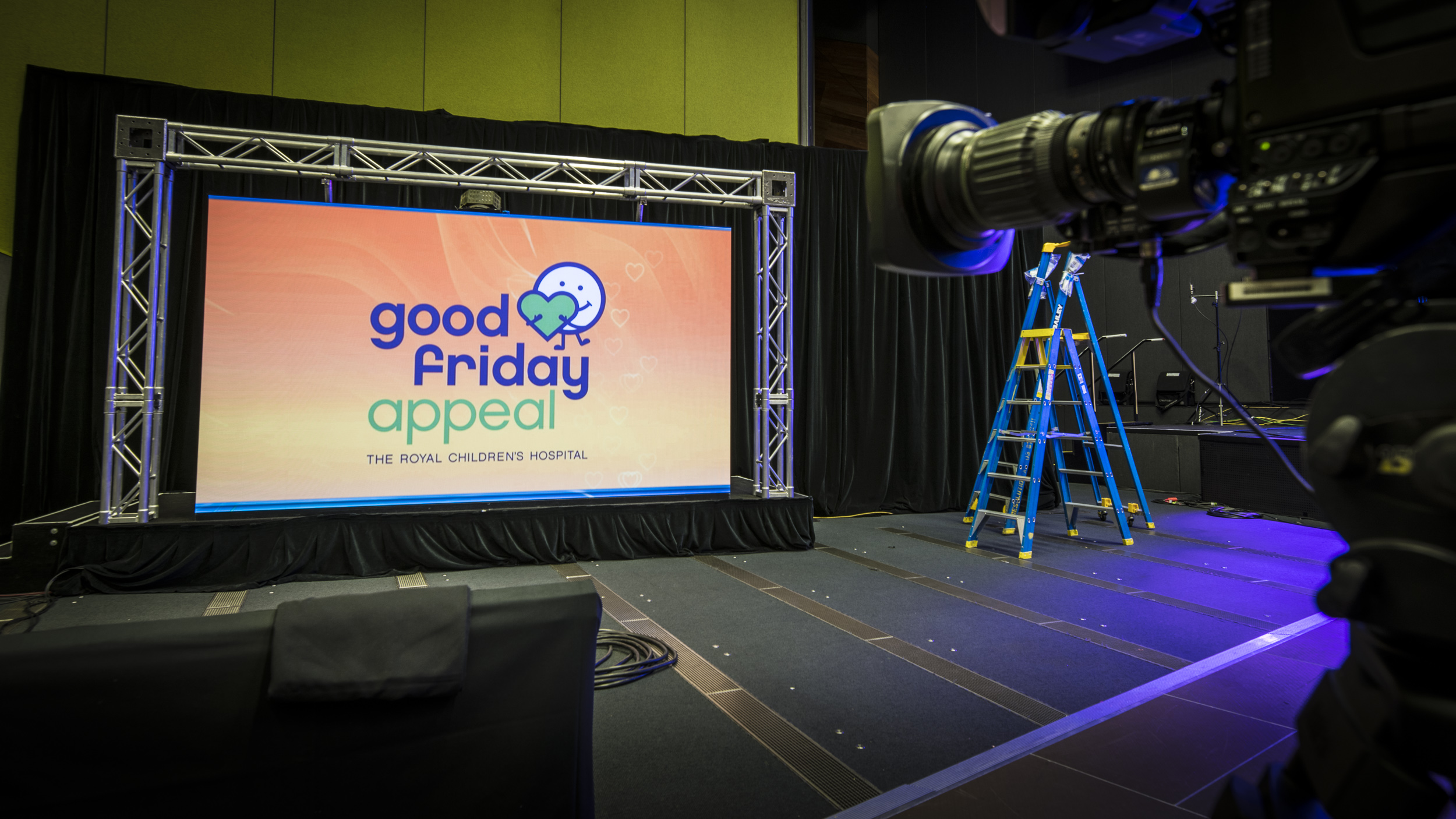 2018 Good Friday Appeal