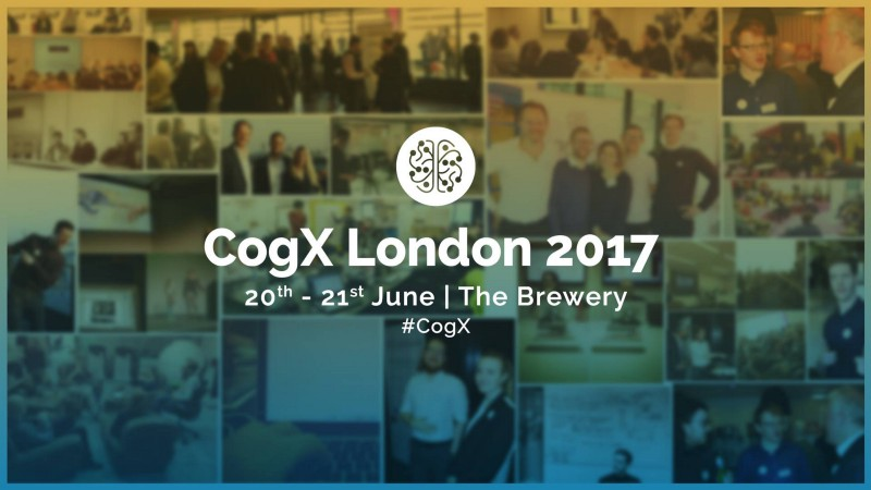 CogX: An insight into what a world with AI could look like