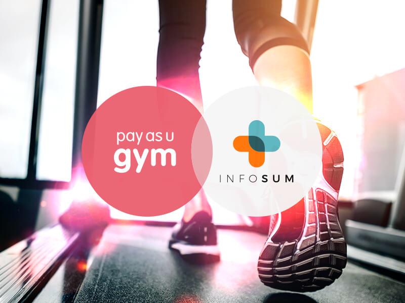 PayAsUGym forms strategic partnership with customer data platform provider, InfoSum