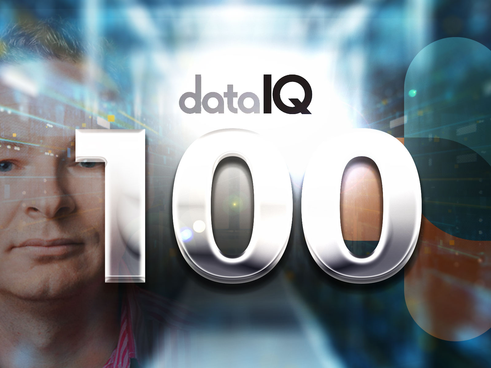 InfoSum's founder, Nick Halstead, named in Data IQ 100