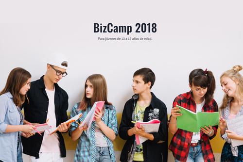 Bizcamp 2018