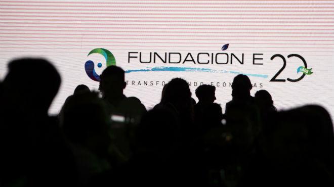 Fundación E celebra 20 años de impulsar a emprendedores