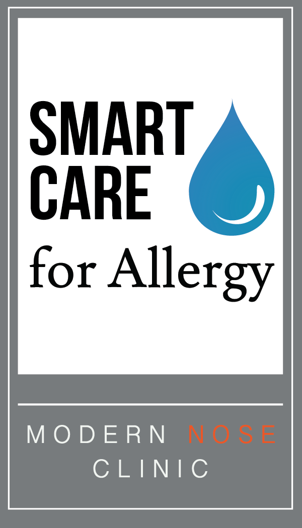 Smart care for allergies logo