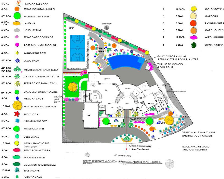 Ozzykdesigns - Mcdonald Highlands Landscape Design