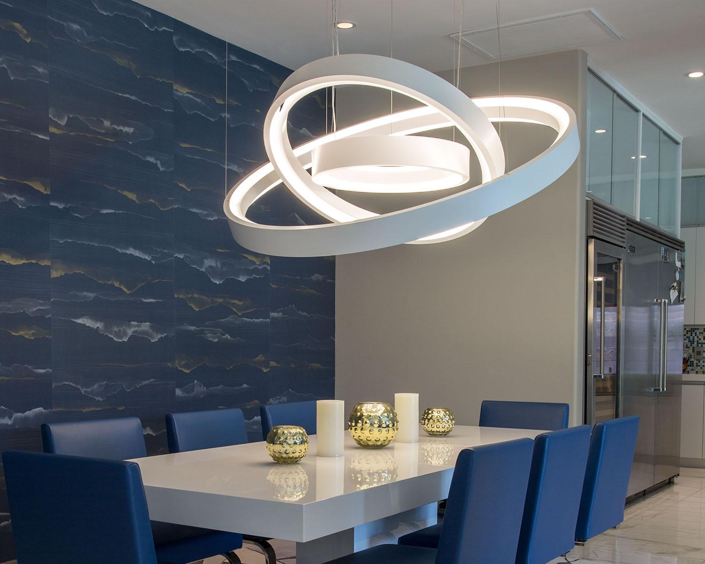 Ozzykdesigns - Dining Room