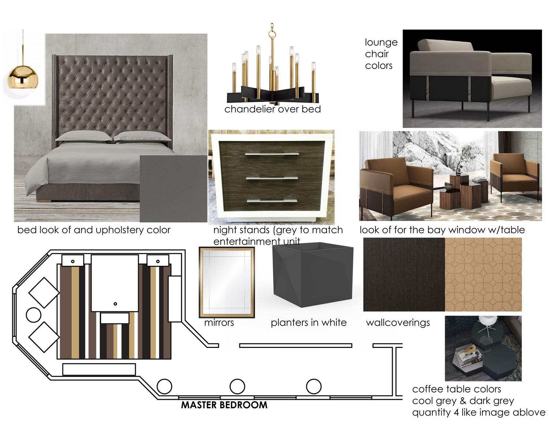Ozzykdesigns - Masterbedroom Design