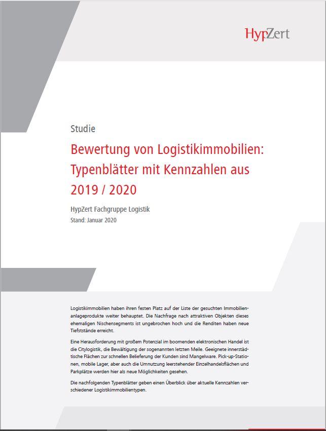 Studie Bewertung von Logistikimmobilien