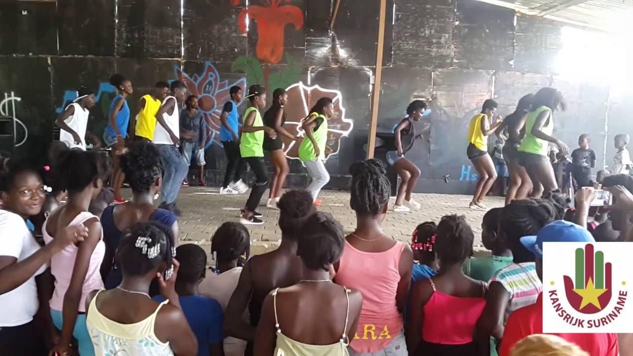 SUforYou - ALO stage in Suriname - Kansrijk Suriname