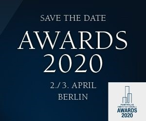 VERSCHOBEN - portfolio institutionell Awards 2020