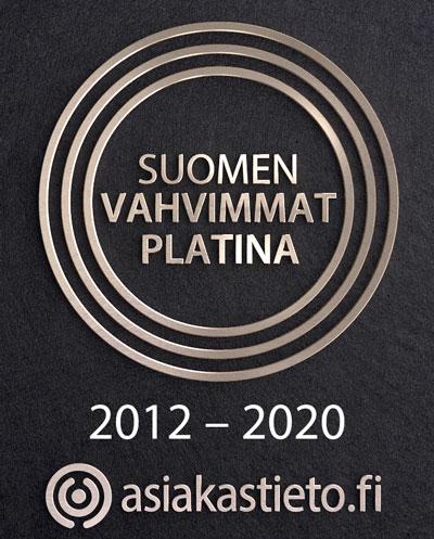 Suomen Vahvimmat 2012-2020