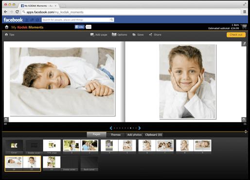 My Kodak Moments HD App - The Camera Centre, Lerwick, Shetland