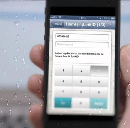 Pakollinen mobiilitunnistautuminen