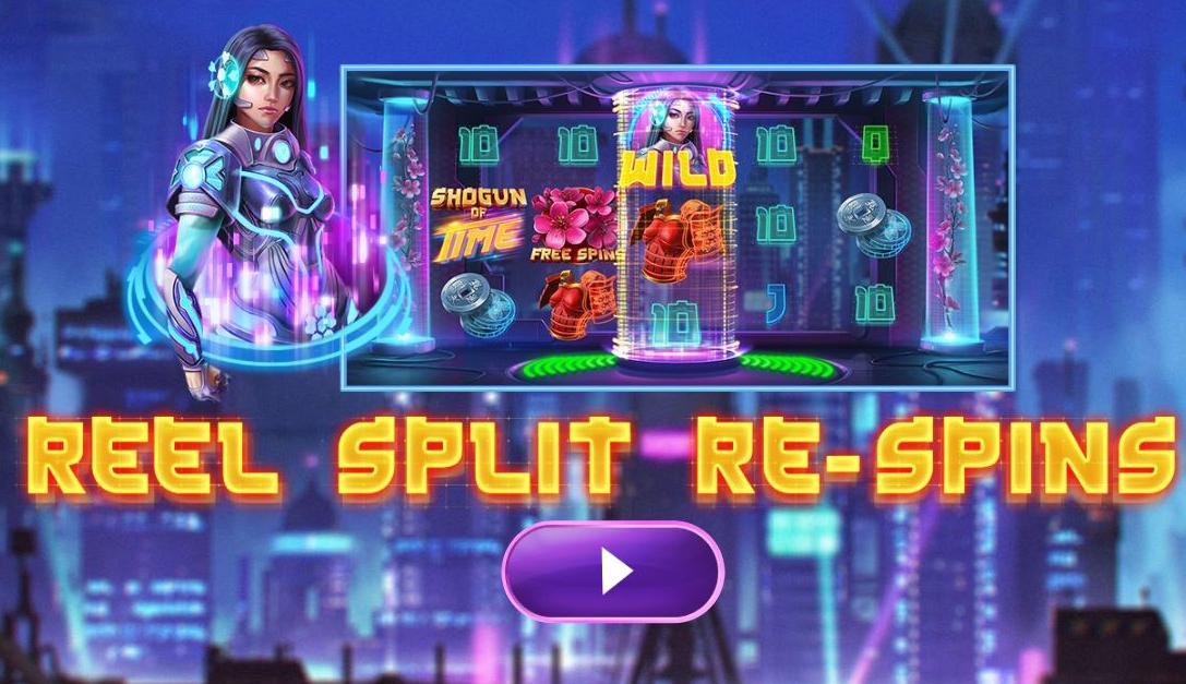 Reel Split Re-Spins