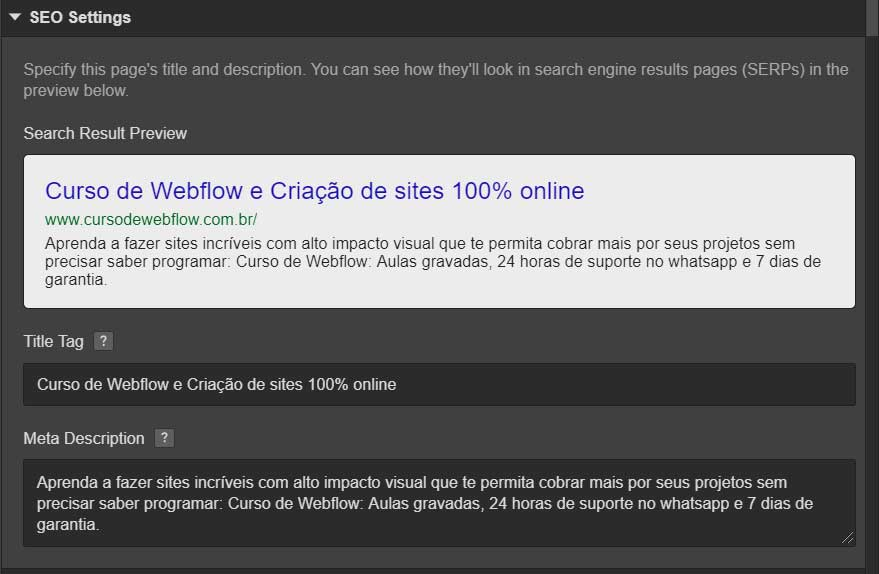 sites responsivos webflow