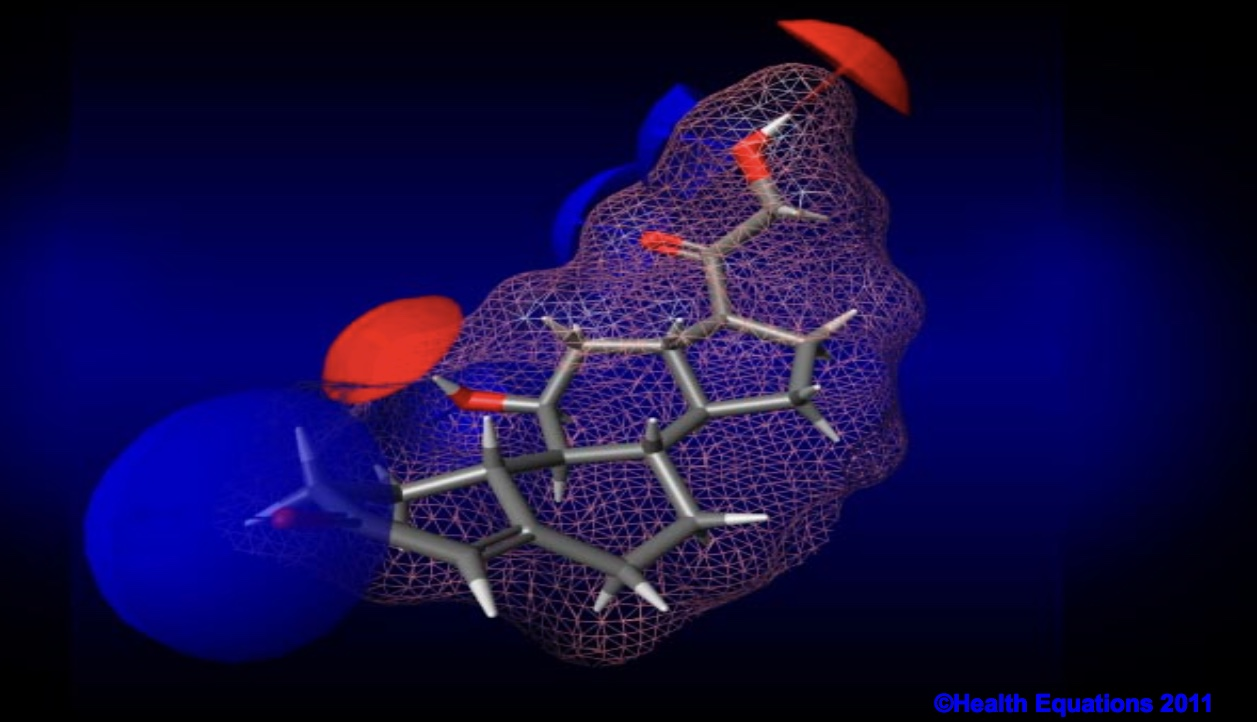 cholesterol molecule image, click on it to bring you back to the home page