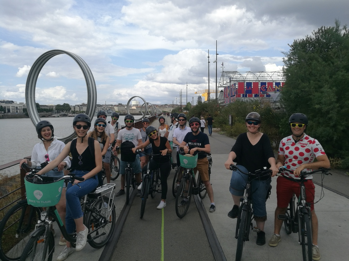 Organise un EVG et EVJF à Nantes. Visite guidée activité insolite