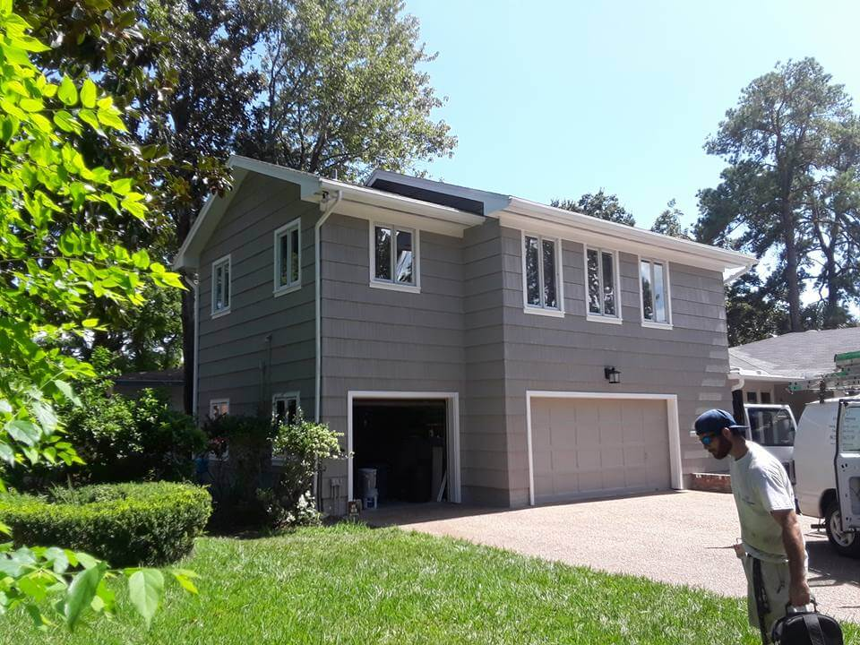 Exterior Home Painting Jacksonville Finish