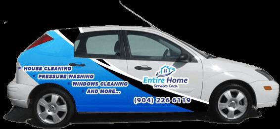 Entire Home Service Car