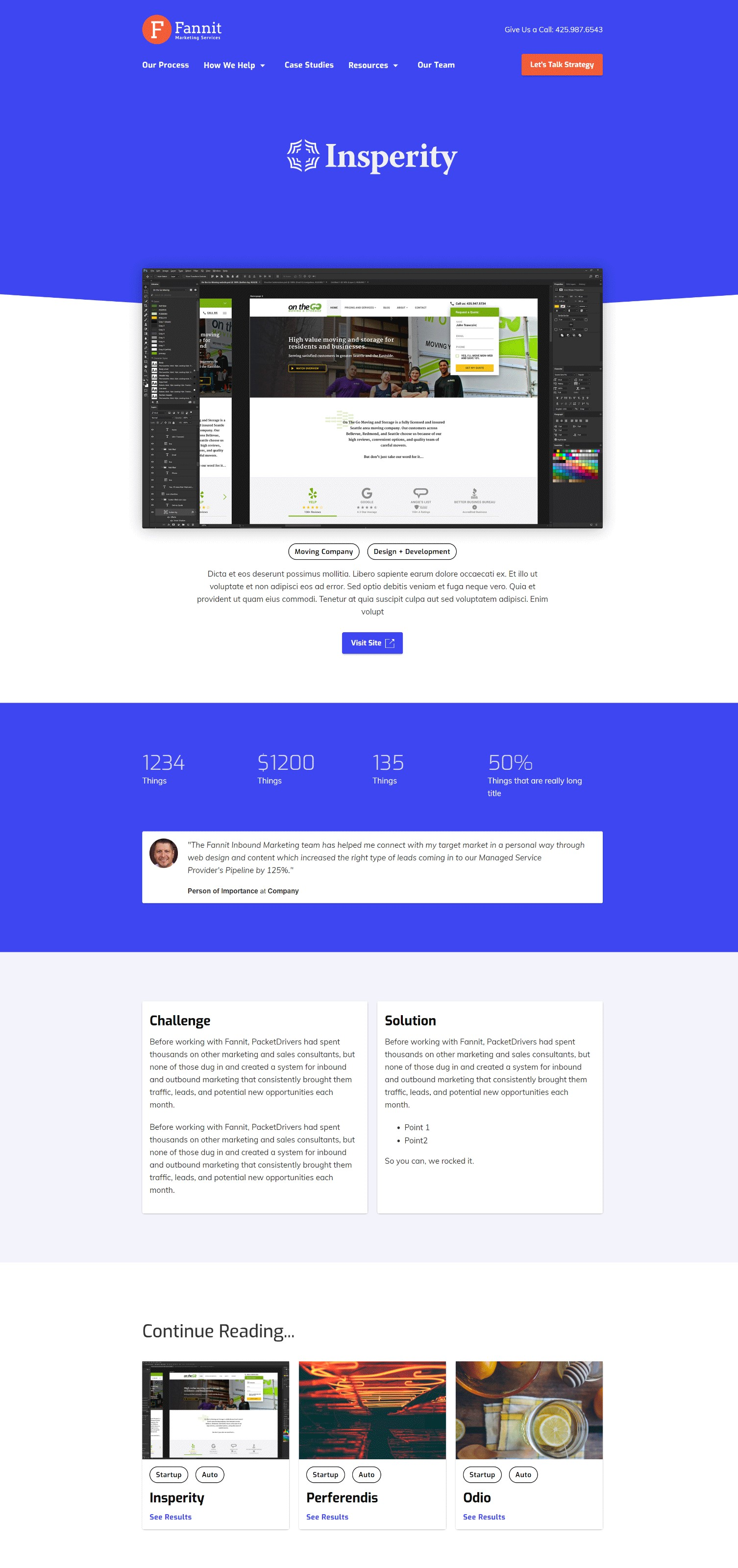 fannit case study design
